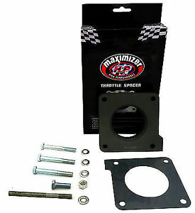 Maximizer Throttle Body Spacer fits 98-01 Ford Explorer Mountaineer 5.0L