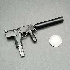 """1:6 Ultimate Soldier Steyr TMP Submachine Gun Pistol 12"""" GI Joe Dragon BBI MP9"""