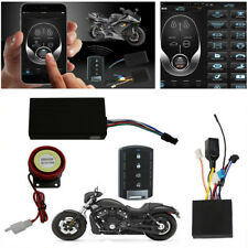 1x High Quality Motorcycle GPS Tracker Motorbike Alarm For Honda,Kawasaki,Harley