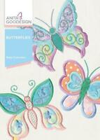 Baby Butterflies Anita Goodesign Embroidery Machine Design CD NEW