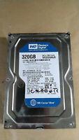 HARD DISK 3,5 320GB  WD CAVIAR BLUE WD3200AAJS  7200RPM SERIAL ATA