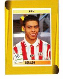 CALCIATORI PANINI 1998-1999 FIGURINA N. 432 RONALDO (PSV EINDHOVEN)
