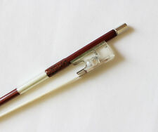 High Quality Pernambuco Violin Bow transparent Frog size 4/4 Intermediate Bow