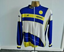 VINTAGE NORET - COSNA CYCLING JERSEY MENS SIZE L