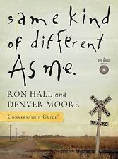 Same Kind of Different As Me (Conversation Guide), Moore, Denver, Hall, Ron, Goo