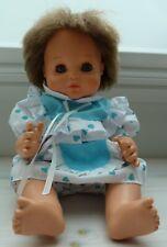 Fisher Price Puppe 35 cm von 1982 mit Kleidung