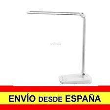 Lámpara Flexo Plegable Luz LED Blanca / Cálida 10 W Cabezal Giratorio USB a3278