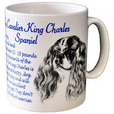Cavalier King Charles Spaniel - Ceramic Coffee Mug - Dog Origins Breed