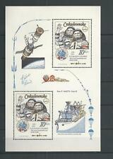 1983 MNH Tschechoslowakei Mi block  53