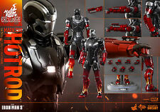 Hot Toys Iron Man MMS272D08 : MARK XXII MK22 HOT ROD New 1/6 DIECAST 12""