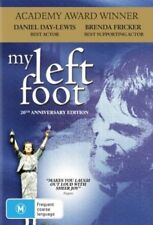 My Left Foot (DVD, 2008) R4 Near as NEW