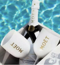 Moet & Chandon Ice Imperial White Champagne Glasses PERFECT FOR PARTY/BBQ1 Glass