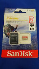 >> scheda SanDisk Extreme 32gb MICROSDHC per Action-Sport-telecamere >>
