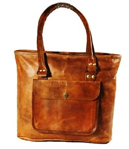 Women's Handbag Tote Bag Satchel Handle Roomy Shopping Market New Vintage