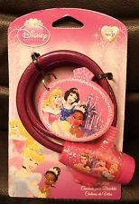 Disney Princess Bicycle Lock, MOC!