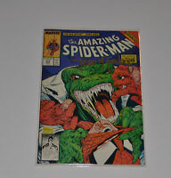 AMAZING SPIDER-MAN #313 ISSUE Signed by TODD McFARLANE  Autographed LIZARD!