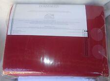 Dormisette German LUXURY flannel Sheet Set RASBERRY FULL SET NEW