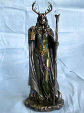 ELEN KEEPER OF THE FOREST GODDESS STATUE ORNAMENT Figure PAGAN Wiccan CELTIC