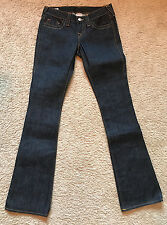 True Religion Womens Tony Pony Sample Size 26 Made In USA WADP84M27