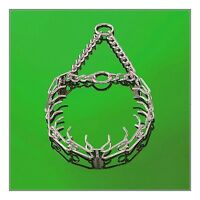 Sprenger Nickel Ultra Plus Prong/Pinch Collar 3.2mm with Twin O Ring