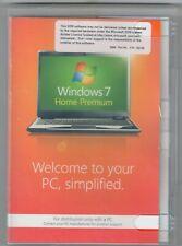 PC Software - Microsoft Windows 7 Home Premium