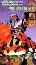 Transformers Vol. 4 - The Key To Vector Sigma [VHS]