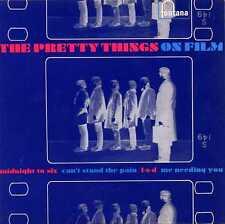 """PRETTY THINGS """"ON FILM EP"""" ORIG UK 1966 EX/M- RARE"""