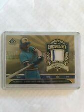 2006 Sp Legendary Cuts Robin Yount Baseball Chronology Game Used Jersey Bc-Ry
