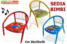 SEDIA BIMBO 36X35X36 C112044 CH9020014