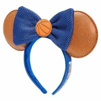 Disney Parks NBA Experience Ears Headband Basketball Minnie Mickey