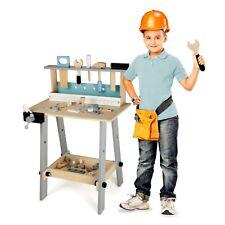 Kinderwerkbank Holz Werkzeug Wer...