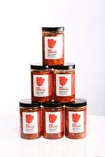 5 X 330g GET 1 Free Jar Freshly UK- Made Kimchi Based on Authentic Korean Way