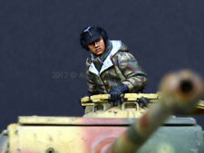 ALPINE MINIATURES 35130, German Panther Commander #1, SCALE 1:35