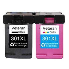 HP 301XLBK+HP301XLC  RIGENER 1050 Deskjet 2050 All-in-One Deskjet 2514 All-in-On