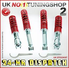 COILOVER BMW E46 ADJUSTABLE SUSPENSION KIT + FRONT TOP MOUNTS - COILOVERS