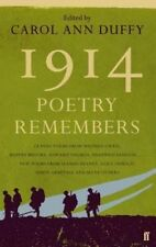 1914: Poetry Remembers, Good Condition Book, Duffy, Carol Ann, ISBN 978057130215