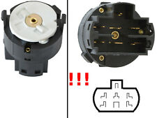 IGNITION LOCK SWITCH THIN PINS FOR FIAT PANDA MK2 03-12 PUNTO 99-11 SEICENTO 98-