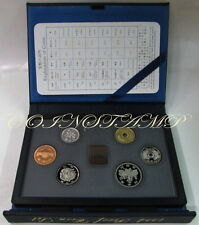 1994 Japan ( Nippon ), Proof MINT Coin SET.