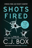 Shots Fired: An Anthology of Crime Stories C. J. Box Paperback Book