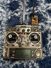 Futaba T9CAP 9 Ch Transmitter 72 MHz Channel 23 with Extra Ezuhf Module  433 MHz