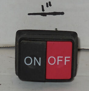 Simpson Pressure Washer Model 13SIE-170 Replacement On Off Switch