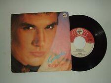 "Gazebo / Masterpiece -Disco Vinile 45 Giri 7"" Stampa  Italia 1982"