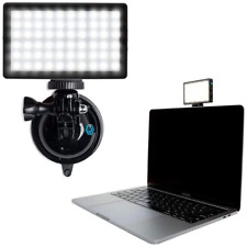 Video Lighting Kit for Remote Working, Zoom, Self Broadcasting, Live Streaming