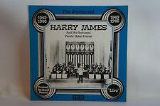 Harry JAMES and his Orchestra-Live-unreleased materiale, rarità, vinile