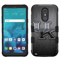 for LG Stylo 4 Armor Impact Hybrid Cover Case University of Kentucky #BS
