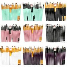 Makeup Set Eyeshadow Brushes 5/20Pcs Foundation Powder Eyeliner Eyelash Lip Lin
