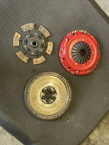 1.8T 6 Paddle Clutch - G60 Flywheel - Only 200 Miles
