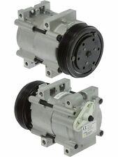 New AC Compressor Fits: 1990 - 1995 Ford F150 F250 F350 L6 4.9L & V8 7.5L Only