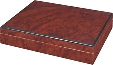 wooden cigar humidor box - 213
