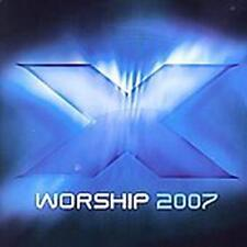CD x worship 2007 Kutless underoath sabctus real Delirious? Crowder Edison Glass